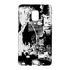 Grunge Skull Samsung Galaxy Note Edge Hardshell Case