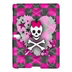 Princess Skull Heart Samsung Galaxy Tab S (10 5 ) Hardshell Case