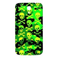 Skull Camouflage Samsung Galaxy Mega I9200 Hardshell Back Case by ArtistRoseanneJones