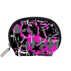 Pink Scene Kid Accessory Pouch (small)