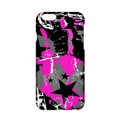 Pink Scene Kid Apple Iphone 6 Hardshell Case by ArtistRoseanneJones