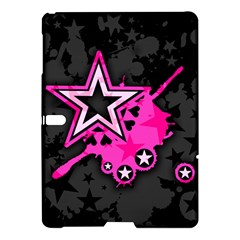 Pink Star Graphic Samsung Galaxy Tab S (10 5 ) Hardshell Case