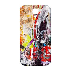 Abstract Graffiti Samsung Galaxy S4 I9500/i9505  Hardshell Back Case by ArtistRoseanneJones