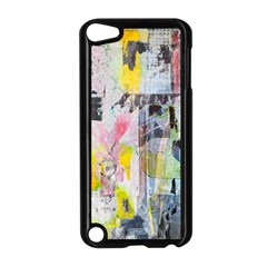 Graffiti Graphic Apple Ipod Touch 5 Case (black) by ArtistRoseanneJones