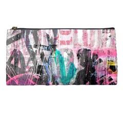 Graffiti Grunge Love Pencil Case