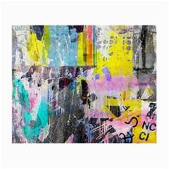 Graffiti Pop Glasses Cloth (small) by ArtistRoseanneJones