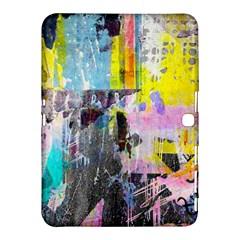 Graffiti Pop Samsung Galaxy Tab 4 (10 1 ) Hardshell Case