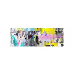 Graffiti Pop Satin Scarf (oblong) by ArtistRoseanneJones