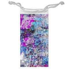 Graffiti Splatter Jewelry Bag