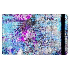 Graffiti Splatter Apple Ipad 3/4 Flip Case by ArtistRoseanneJones