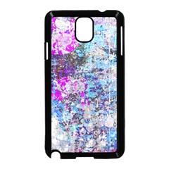 Graffiti Splatter Samsung Galaxy Note 3 Neo Hardshell Case (black) by ArtistRoseanneJones