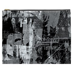 Urban Graffiti Cosmetic Bag (xxxl) by ArtistRoseanneJones