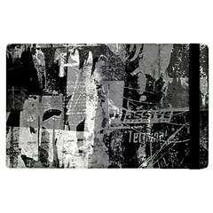 Urban Graffiti Apple Ipad 3/4 Flip Case by ArtistRoseanneJones