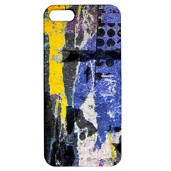 Urban Grunge Apple Iphone 5 Hardshell Case With Stand by ArtistRoseanneJones