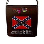 Southern Heritage - Flap Closure Messenger Bag (L)