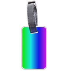 Crayon Box Luggage Tag (one Side) by Artists4God