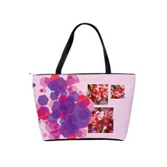 Abstract Handbag By Joy   Classic Shoulder Handbag   7fqr1aaleuwz   Www Artscow Com Back