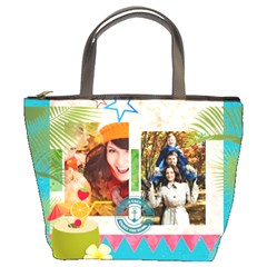 Travel By Travel   Bucket Bag   Wy4shv546sik   Www Artscow Com Front