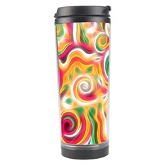Sunshine Swirls Travel Tumbler by KirstenStar