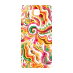 Sunshine Swirls Samsung Galaxy Alpha Hardshell Back Case by KirstenStar