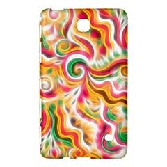 Sunshine Swirls Samsung Galaxy Tab 4 (8 ) Hardshell Case