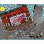 u12 provincials souvenir 2015 Natalie s Team - Collage 8  x 10
