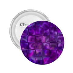 Purple Squares 2 25  Button by KirstenStar
