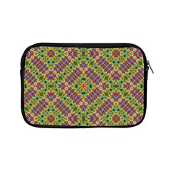 Multicolor Geometric Ethnic Seamless Pattern Apple Ipad Mini Zippered Sleeve by dflcprints