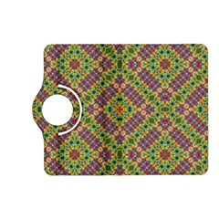 Multicolor Geometric Ethnic Seamless Pattern Kindle Fire Hd (2013) Flip 360 Case by dflcprints
