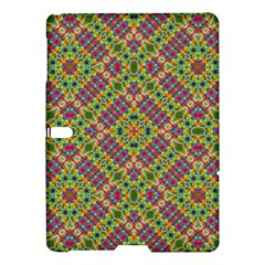 Multicolor Geometric Ethnic Seamless Pattern Samsung Galaxy Tab S (10 5 ) Hardshell Case  by dflcprints