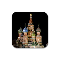 Saint Basil s Cathedral  Drink Coasters 4 Pack (square) by anstey