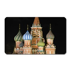 Saint Basil s Cathedral  Magnet (rectangular) by anstey