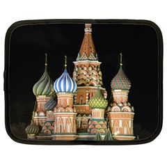 Saint Basil s Cathedral  Netbook Sleeve (large) by anstey