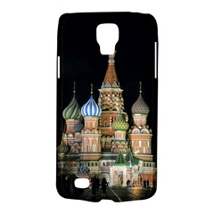 Saint Basil s Cathedral  Samsung Galaxy S4 Active (i9295) Hardshell Case by anstey