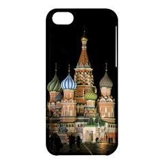 Saint Basil s Cathedral  Apple Iphone 5c Hardshell Case by anstey