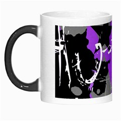 Purple Scene Kid Morph Mug by ArtistRoseanneJones