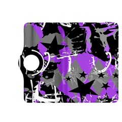 Purple Scene Kid Kindle Fire Hdx 8 9  Flip 360 Case by ArtistRoseanneJones