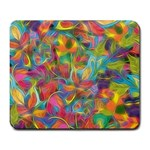 Colorful Autumn Large Mouse Pad (Rectangle)