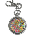 Colorful Autumn Key Chain Watch