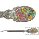 Colorful Autumn Letter Opener