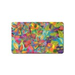 Colorful Autumn Magnet (Name Card)