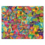 Colorful Autumn Jigsaw Puzzle (Rectangle)