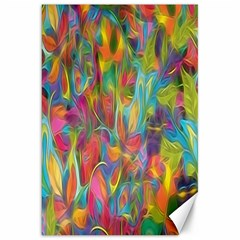 Colorful Autumn Canvas 20  X 30  (unframed) by KirstenStar