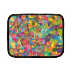 Colorful Autumn Netbook Sleeve (small) by KirstenStar