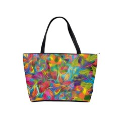 Colorful Autumn Large Shoulder Bag