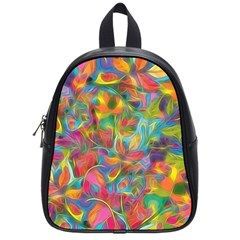 Colorful Autumn School Bag (small) by KirstenStar
