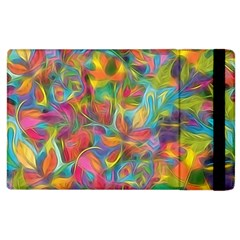 Colorful Autumn Apple Ipad 2 Flip Case by KirstenStar