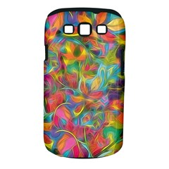 Colorful Autumn Samsung Galaxy S Iii Classic Hardshell Case (pc+silicone) by KirstenStar