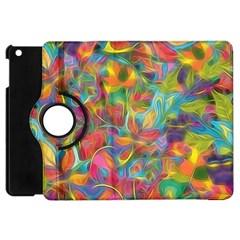 Colorful Autumn Apple Ipad Mini Flip 360 Case by KirstenStar