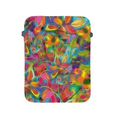 Colorful Autumn Apple Ipad Protective Sleeve by KirstenStar